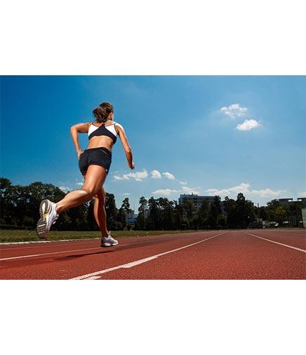 Underlay for Running Track